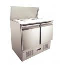 GNTC-S900 - Hladni radni sto za pripremanje salate