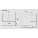 GNTC-S901 - Hladni radni sto