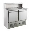 GNTC-S902 - Hladni radni sto za pripremanje pizza