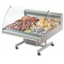 Bancarella VCB - Self service counter with curved glass