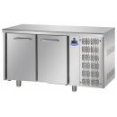 TF02EKOGN - Refrigerated working table with 2 doors GN 1/1