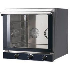 FEMG04NEGNV - Mechanical convection oven with grill function 4 GN 1/1