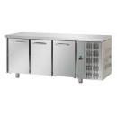 TF03EKOGN - Refrigerated working table with 3 doors GN 1/1