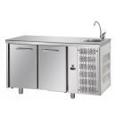 TF02EKOGNL - Hladni radni sto sa elementom za pranje ruke GN 1/1