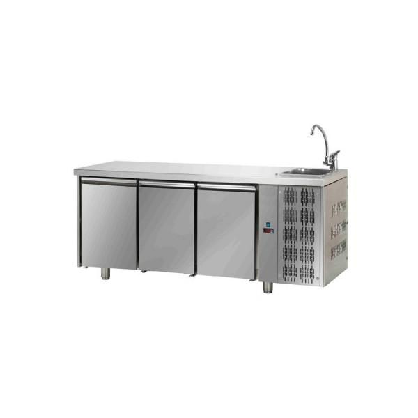 TF03MIDGNL - Refrigerated worktable