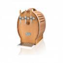 SOUDEK 50/K 3xtap - Točilica za vino u obliku bureta