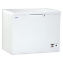 UDD 260 BK - Chest freezer with solid top door