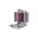 PDE 303 E - Električni aparat za giros sa ROBAX staklom