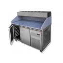 RPZS/1600 - Hladni radni sto za pripremanje pizza sa salatarom