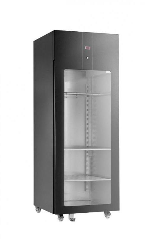 PRO SEASONING - Frižider sa staklenim vratima za suvo zrenje mesa