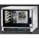 FEM04NEMIDVH2O | Mechanical convection oven with water injection system 4 GN 1/1