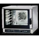 FEM05NEMIDVH2O | Mechanical convection oven with water injection system 5 GN 1/1