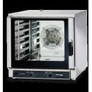 FEM06NEMIDVH2O | Mechanical convection oven with water injection system 6 GN 1/1