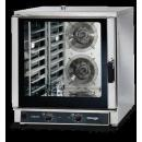 FEM07NEMIDVH2O | Mechanical convection oven with water injection system 7 GN 1/1