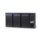 DCL-222 MU/VS - Bar cooler 3 solid doors