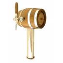 Soudek - Toranj točilice sa drvenim ručkom - 1 tap