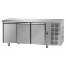 TF03MIDGN - 3 doors Refrigerated Counter GN 1/1