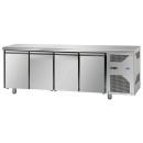 TF04MIDGN - 4 doors Refrigerated Counter GN 1/1
