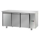 TF03MIDSG - 3 doors Refrigerated Counter GN 1/1