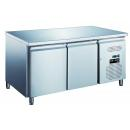 KH-GN2100TN - Refrigerated worktable with 2 doors