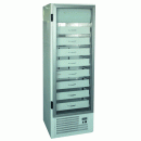 SCHA 401 - Glass door cooler with drawers