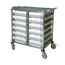 AVATHERM thermo tray trolley 12 | Izolovana kolica za tacne
