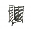 AVATHERM thermo tray trolley 20 | Izolovana kolica za tacne