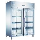 KH-GN1410TNG | Frižider sa duplim staklenim vratima - INOX