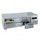 UGL3-R290 | Hladni radni sto sa 3 vrata