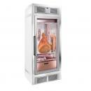 WSM 450 G - RLC - CL   Ugradni frižider sa staklenim vratima za suvo zrenje mesa