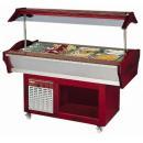 SBM4 - Salad cooler cart