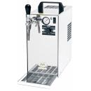 PYGMY 30/K Profi - Dry contact one coiled beer cooler with built-in air compressor