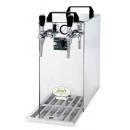KONTAKT 40/K Profi Green Line - Točilica za pivo sa suvim hlađenjem, sa ugrađenim vazdušnim kompresorom - 2 tapa