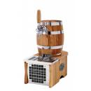 SOUDEK 1/8 HP Barrel-like single coiled beer cooler (CO2)