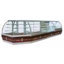 LCC Carina 02 EXT45 | Ugaona rashladna vitrina - spoljašnji ugao (45°)