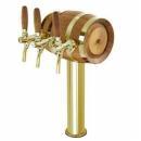 Soudek - Antički toranj točilice (PVD tretiran) - 3 tapa