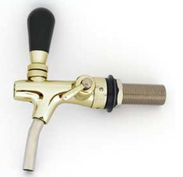 Antička slavina za točilice (PVD tretirana) 5/8-65 mm
