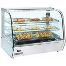 RTR-120 - Display warmer with curved glass display