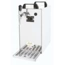 KONTAKT 70/K Green Line - Dry contact 1 colied beer cooler with built-in air compressor