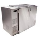 Refrigerated waste container-double